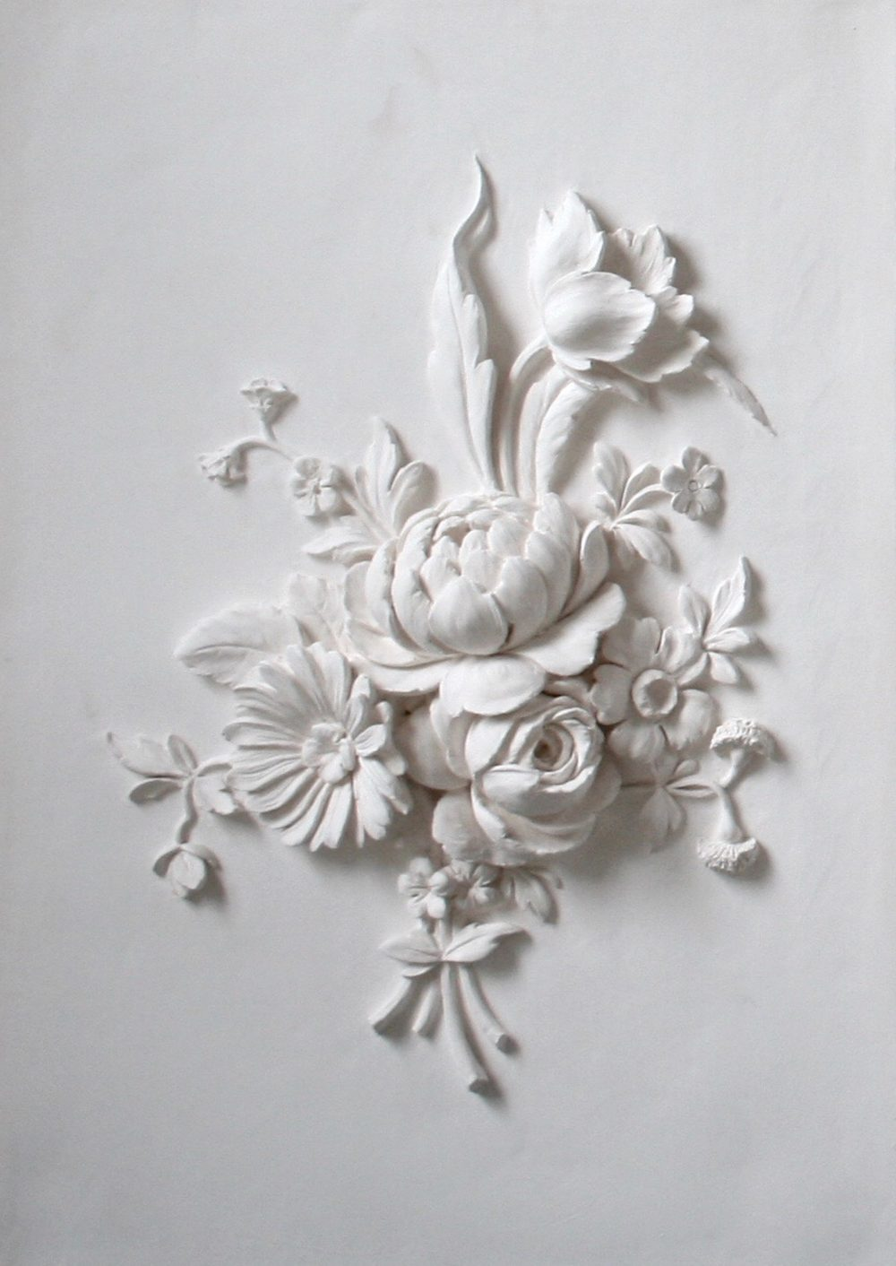 Geoffrey-Preston limited edition bas relief sculpture